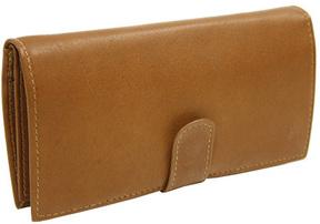 Piel Leather Multi-Card Wallet 2857