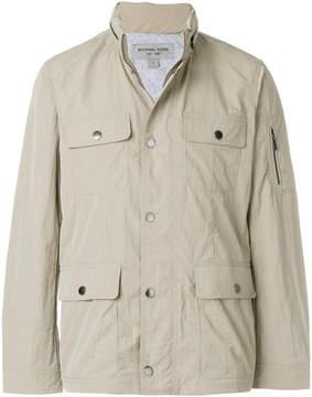 Michael Kors multi-pocket jacket
