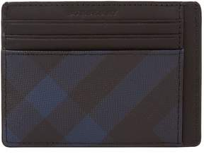 Burberry Check Card Holder
