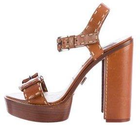 Michael Kors Janey Platform Sandals
