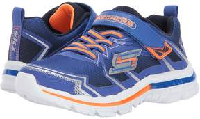 Skechers Nitrate 95370L Boy's Shoes
