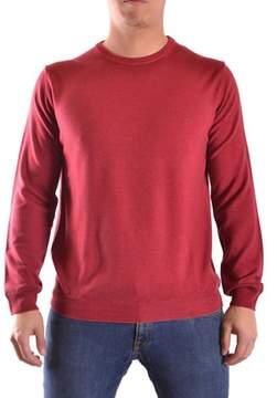 Gant Men's Red Wool Sweater.