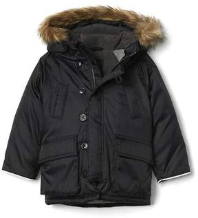 Gap Down snorkel parka