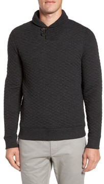 Billy Reid Men's Shawl Collar Pullover