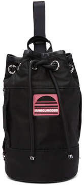 Marc Jacobs Black Convertible Sport Backpack