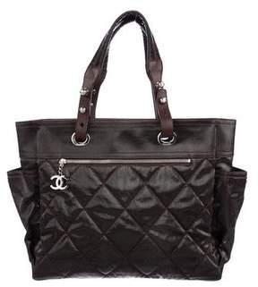 Chanel Large Paris-Biarritz Tote