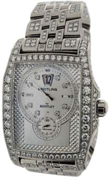 Breitling Bentley Flying B A2836212/H522 18K White Gold Mens Watch