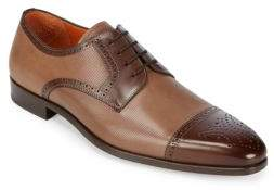 Mezlan Moseley Leather Derbys