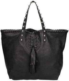 RED Valentino Black Tote Bag