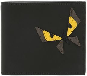 Monster Butterfly Classic Leather Wallet