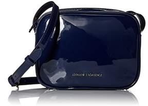 Armani Exchange A|X Small Crossbody Patent Bag