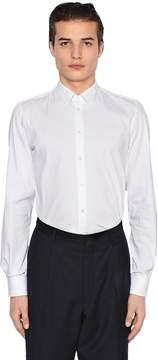 Giorgio Armani Stretch Cotton Blend Shirt