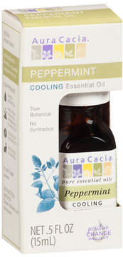 Aura Cacia Essential Oil Peppermint