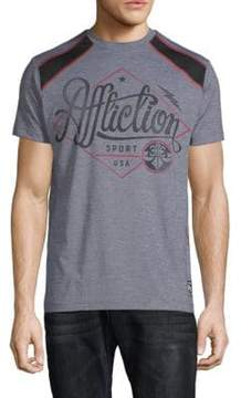 Affliction Sport USA Short-Sleeve Tee