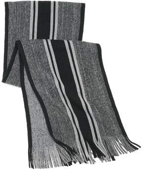 Apt. 9 Men's Striped Marled Raschel Scarf