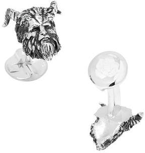 Cufflinks Inc. Men's 3D Beast Head Cufflinks