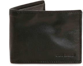 Steve Madden Men's Passcase Leather Bifold Wallet