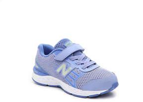 New Balance 680 v5 Toddler & Youth Running Shoe - Girl's