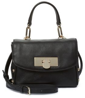 Donna Karan Mini Leather Shoulder Bag