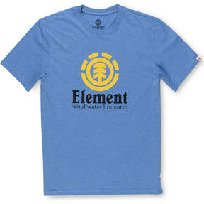 Element Men's Vert Push Logo-Print T-Shirt