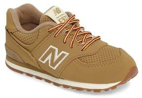 New Balance 574 Heritage Sport Sneaker (Baby & Toddler)