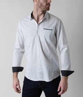 7 Diamonds 7Diamonds Leave A Trace Stretch Shirt