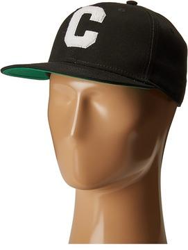 Converse Chenille C Snapback Caps