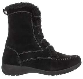 Sporto Womens Maggie Closed Toe Ankle Cold Weather Boots.