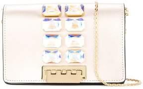 Zac Posen Earthette crystal embellished crossbody
