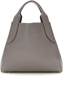 Lanvin Mini Leather Tote