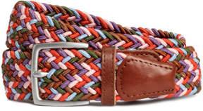 H&M Braided elastic belt - Orange
