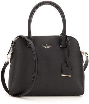 Kate Spade Cameron Street Collection Maise Satchel - BLACK - STYLE