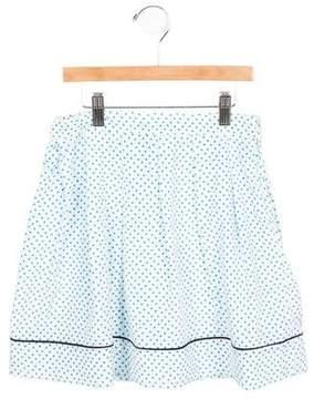 Marni Girls' Printed A-Line Skirt w/ Tags