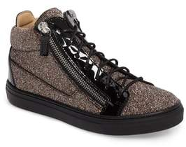 Giuseppe Zanotti Natalie High Top Sneaker