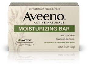 Aveeno Moisturizing Bar - Dry Skin by 3oz Bar)
