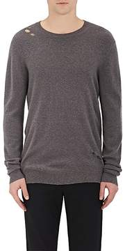 IRO Men's Petroi Distressed Wool-Blend Sweater