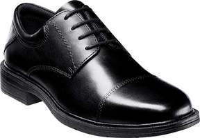 Nunn Bush Jordan 84326 Cap Toe Lace Up Comfort Gel (Men's)