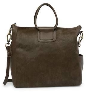 Hobo Sheila Genuine Calf Hair Tote Bag