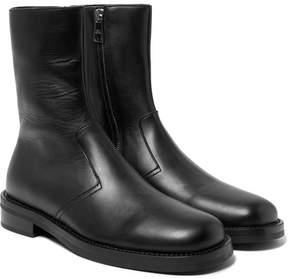 Neil Barrett Leather Boots
