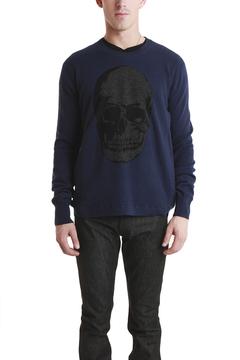 Markus Lupfer Skull Jumper Sweater