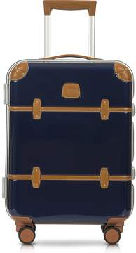 Bric's Bellagio Metallo V2.0 21 Blue Carry-On Spinner Trunk