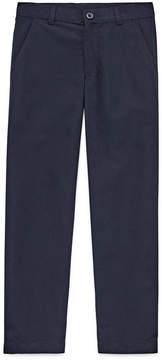 Izod EXCLUSIVE Boys 4-20 Stretch Performance Flat Front Pants-Reg & Husky