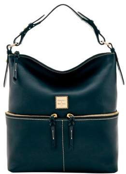 Dooney & Bourke Pebble Grain Zipper Pocket Sac Shoulder Bag