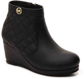 MICHAEL Michael Kors Girls Cate Galy Toddler & Youth Bootie