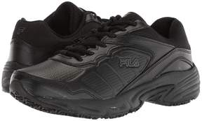 Fila Memory Runtronic Slip Resistant Women's Shoes