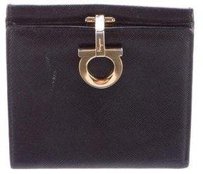Salvatore Ferragamo Gancio Compact Wallet