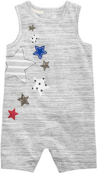 First Impressions Stars Romper, Baby Boys, Created for Macy's