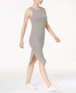 Bar III Striped Tank Dress, Created for Macy's