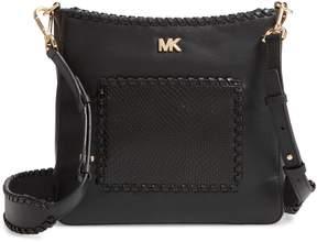 MICHAEL Michael Kors Gloria Leather Crossbody