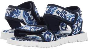 Dolce & Gabbana Capri Flip-Flop Kids Shoes